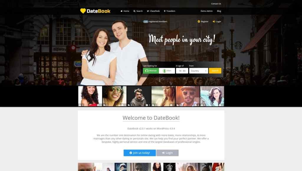 лучшие платные шаблоны сайтов - ТОП красивых сайтов на WordPress 14