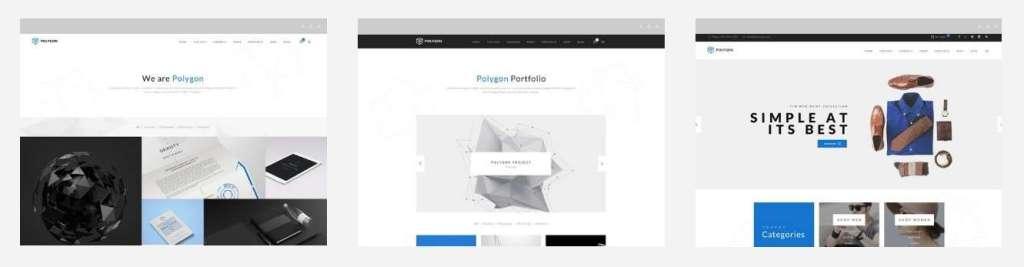 многозадачные функциональные WordPress шаблоны
