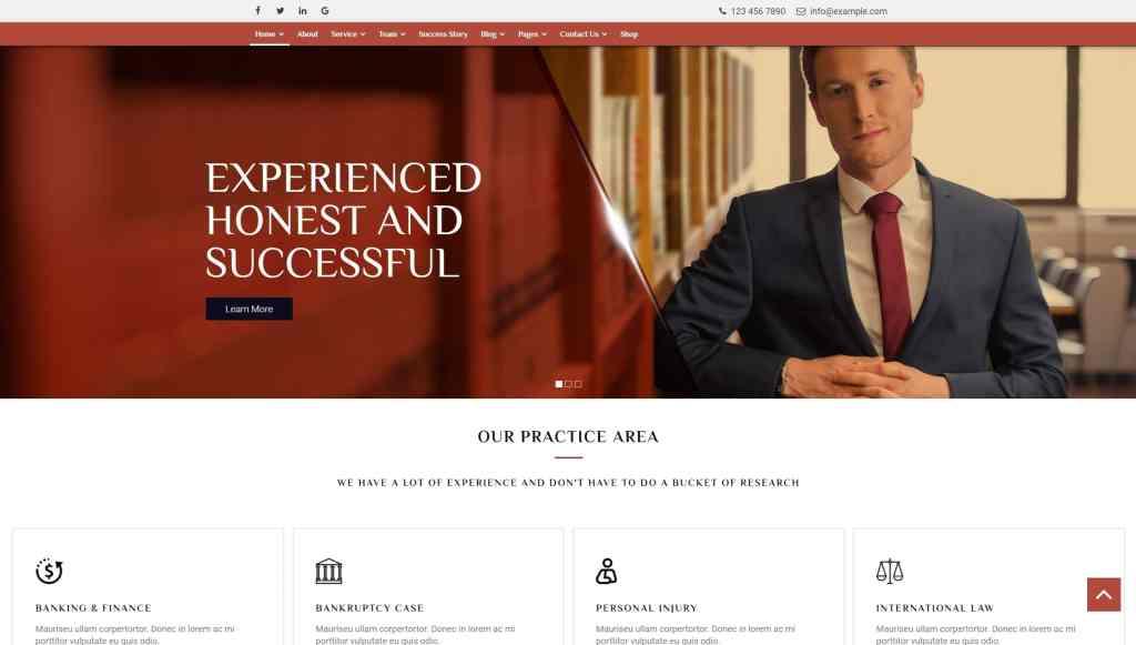 лучшие шаблоны юридических сайтов с возможностью записи на консультацию онлайн 07
