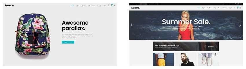 создать сайт для торговли на WordPress 1