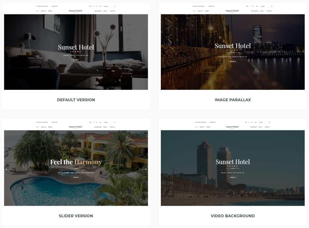 простые HTML шаблоны сайтов на русском для красивых и успешных сайтов 14