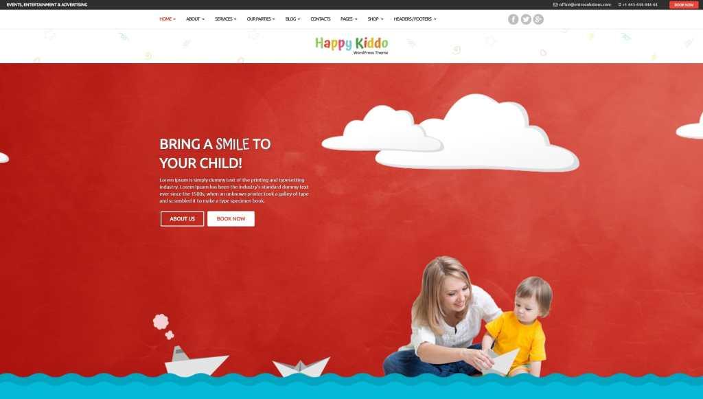 простые HTML шаблоны сайтов на русском для красивых и успешных сайтов 16