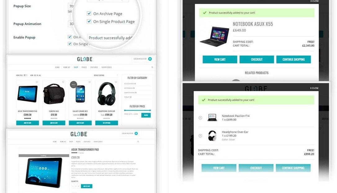 WooCommerce корзина и плагины для увеличения продаж 05