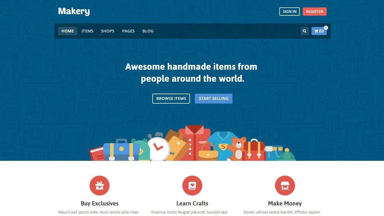 WooCommerce маркет – Плагины для торговой площадки в стиле Amazon 7
