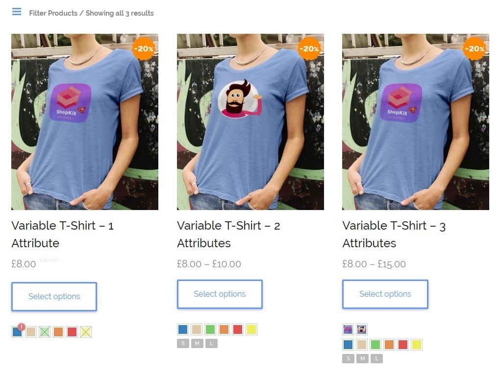 атрибуты WooCommerce: лучшие плагины для быстрых и удобных покупок 2