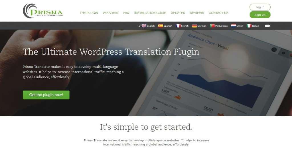 как создать на WordPress многоязычный сайт – 4 способа 08