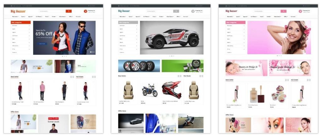 CS Cart шаблоны: создайте успешный магазин на современной CMS 2