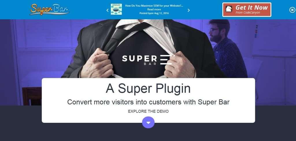 WordPress уведомления – Панель для сайта или магазина и уведомления Facebook 2