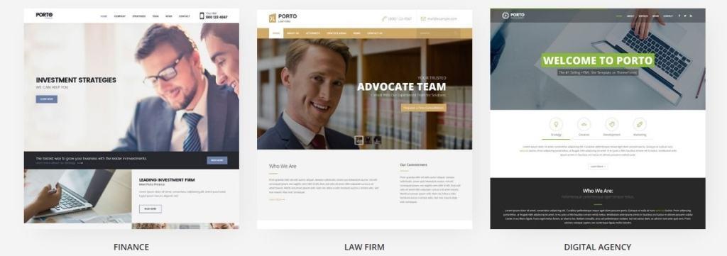 адаптивные шаблоны Joomla для бизнеса, блога, журнала и магазина 1