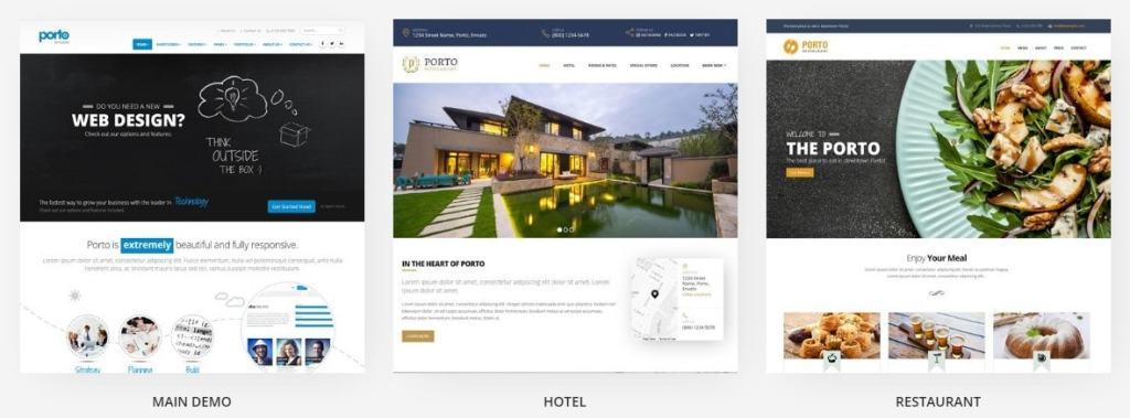 премиум шаблоны Joomla: готовый блог, бизнес-сайт, портфолио и магазин 02