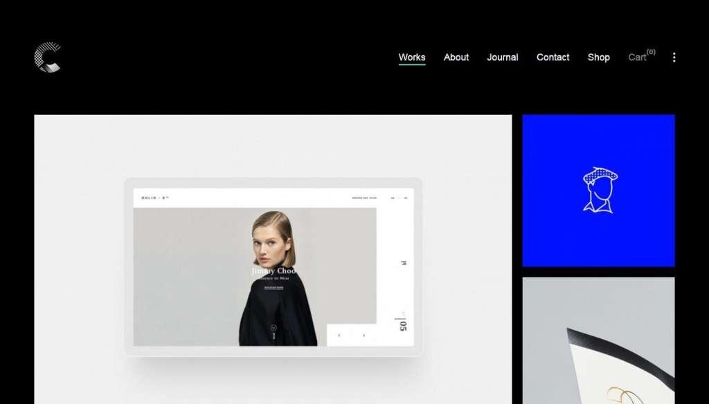 шаблон сайта онлайн для блога, бизнеса, портфолио, магазина и каталога 05