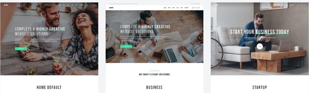 дизайн сайта на WordPress: премиум шаблоны и курсы для разработки 03