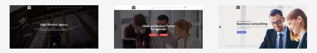 недорогие шаблоны WordPress для бизнеса, блога и магазина 02