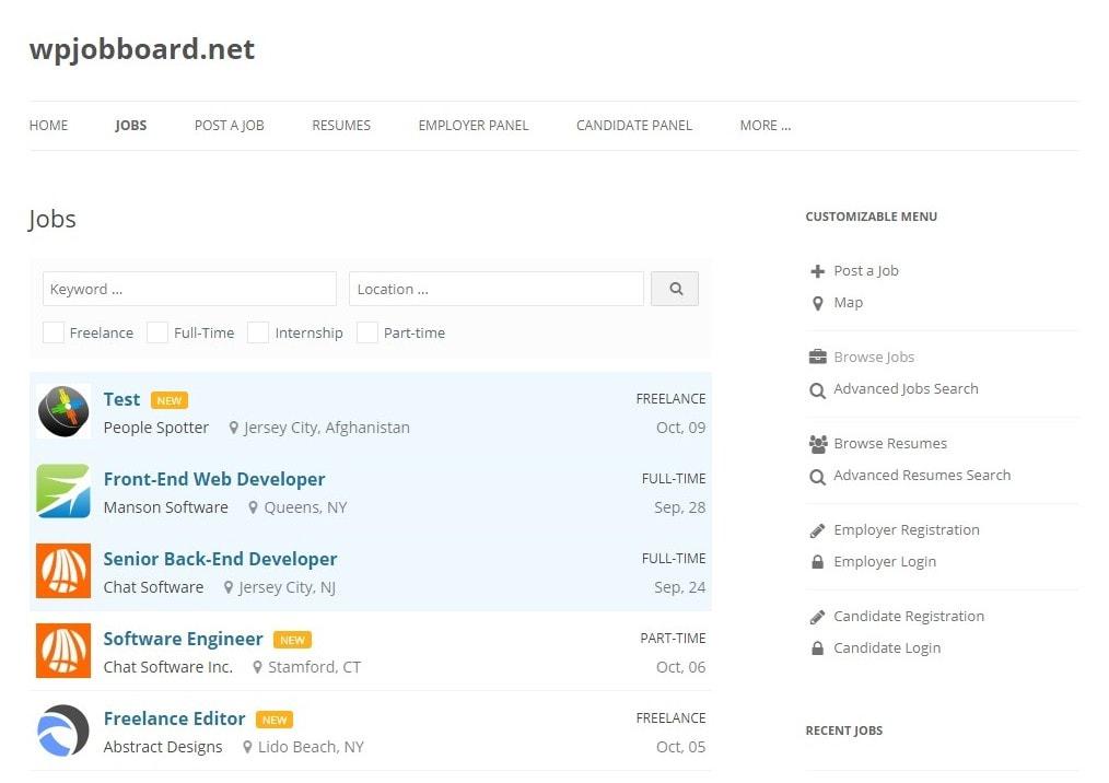 WordPress обзор: На что способна лучшая в мире CMS 35