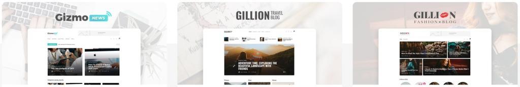 готовые дизайны сайтов для бизнеса, блога и eCommerce 08
