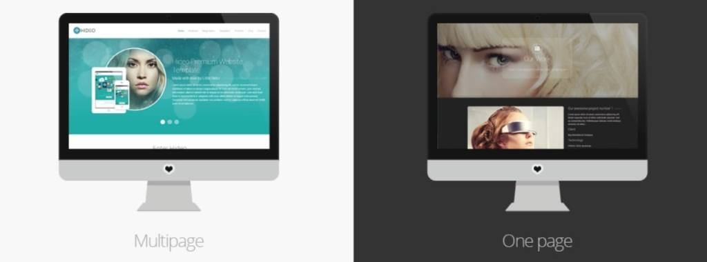 корпоративные шаблоны HTML: Веб-решение под любую платформу 13
