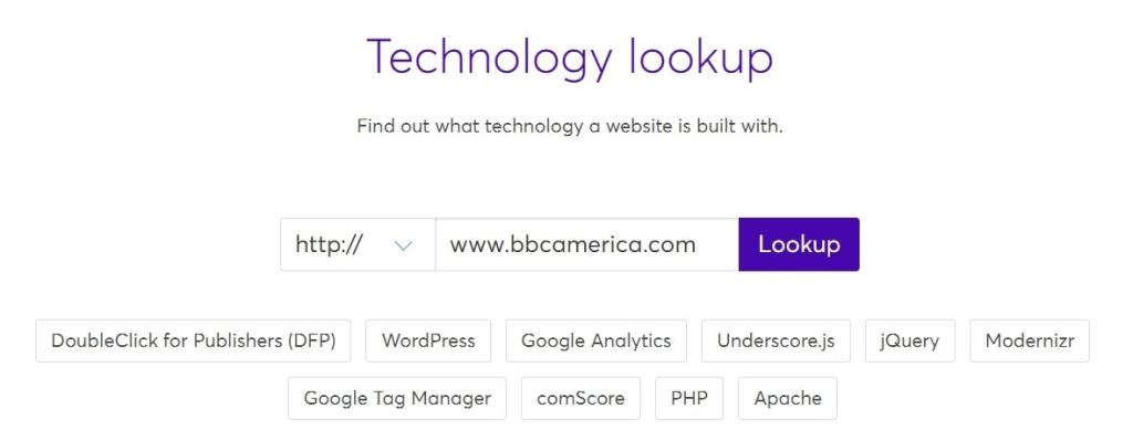 как узнать на какой платформе сделан сайт: 5 проверенных способов 06