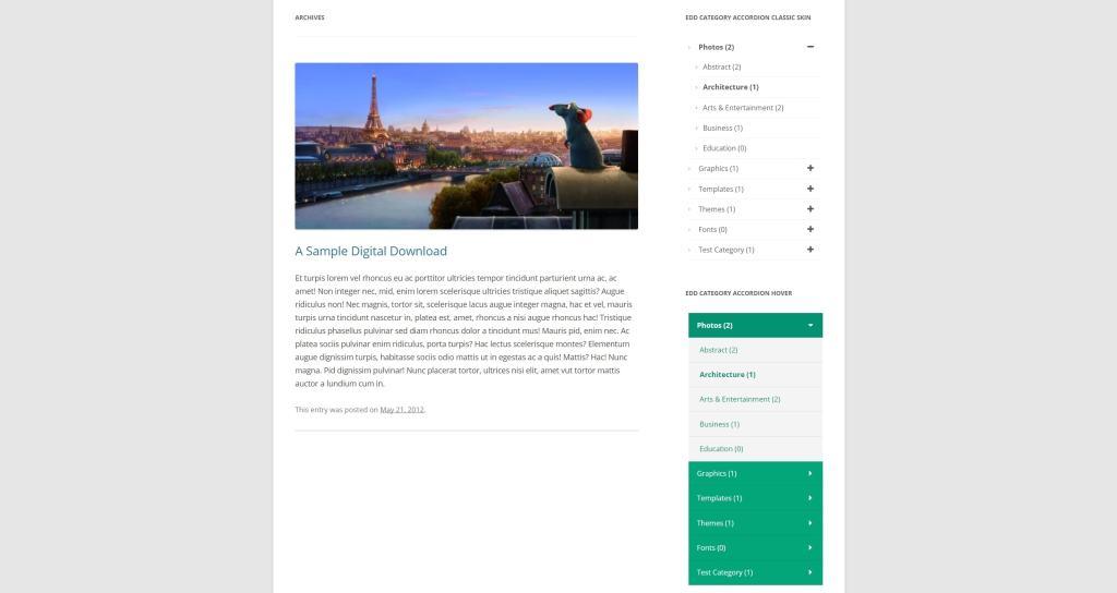 продажа цифровых товаров на WordPress: Возможности и способы 05