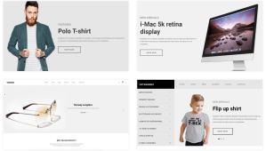 макеты сайтов HTML с возможностью разработки под любую платформу 40