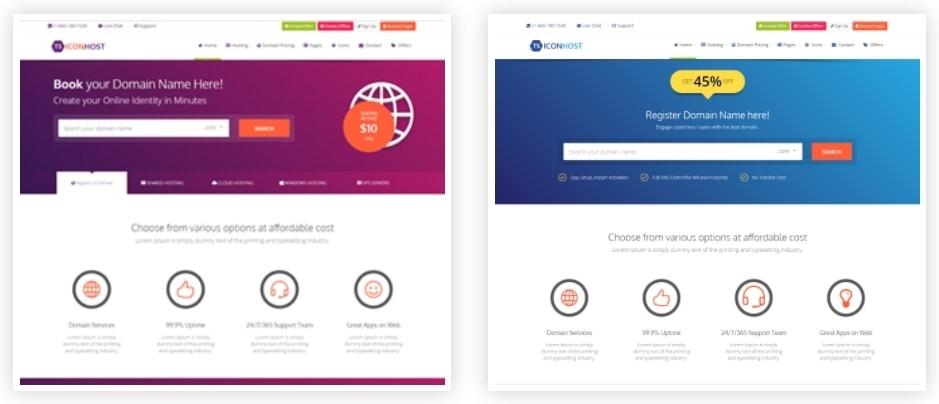 Топ 100 адаптивные HTML шаблоны для бизнеса, портфолио, блога и магазина 76
