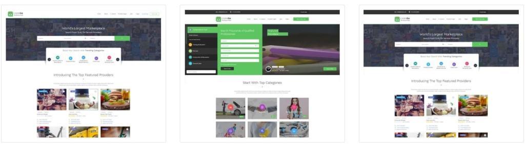шаблон сайта бронирования для отелей, турфирм и сайтов-директорий 09