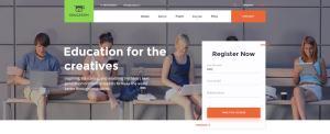 PSD макеты сайтов – 50 дизайнерских концепций для вашего бизнеса 17
