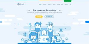 PSD макеты сайтов – 50 дизайнерских концепций для вашего бизнеса 33