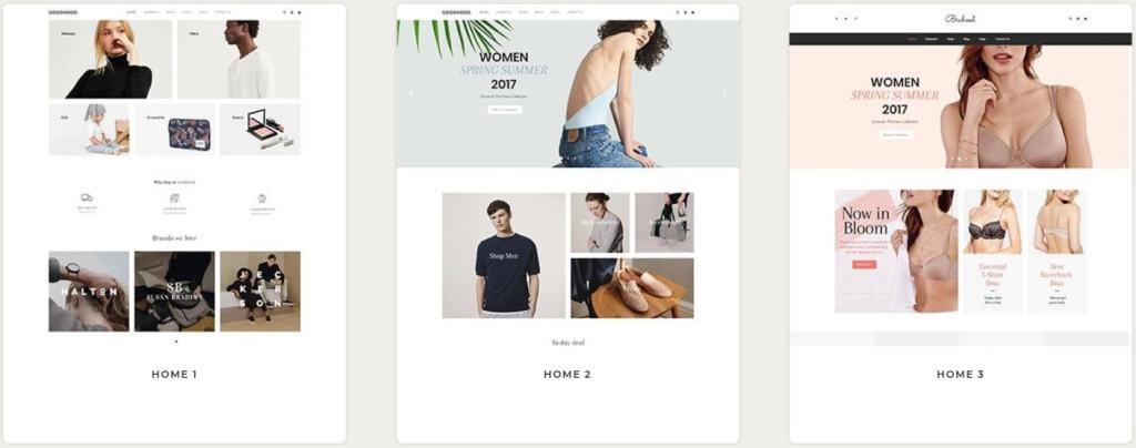 готовый интернет магазин на WordPress купить и создать 01
