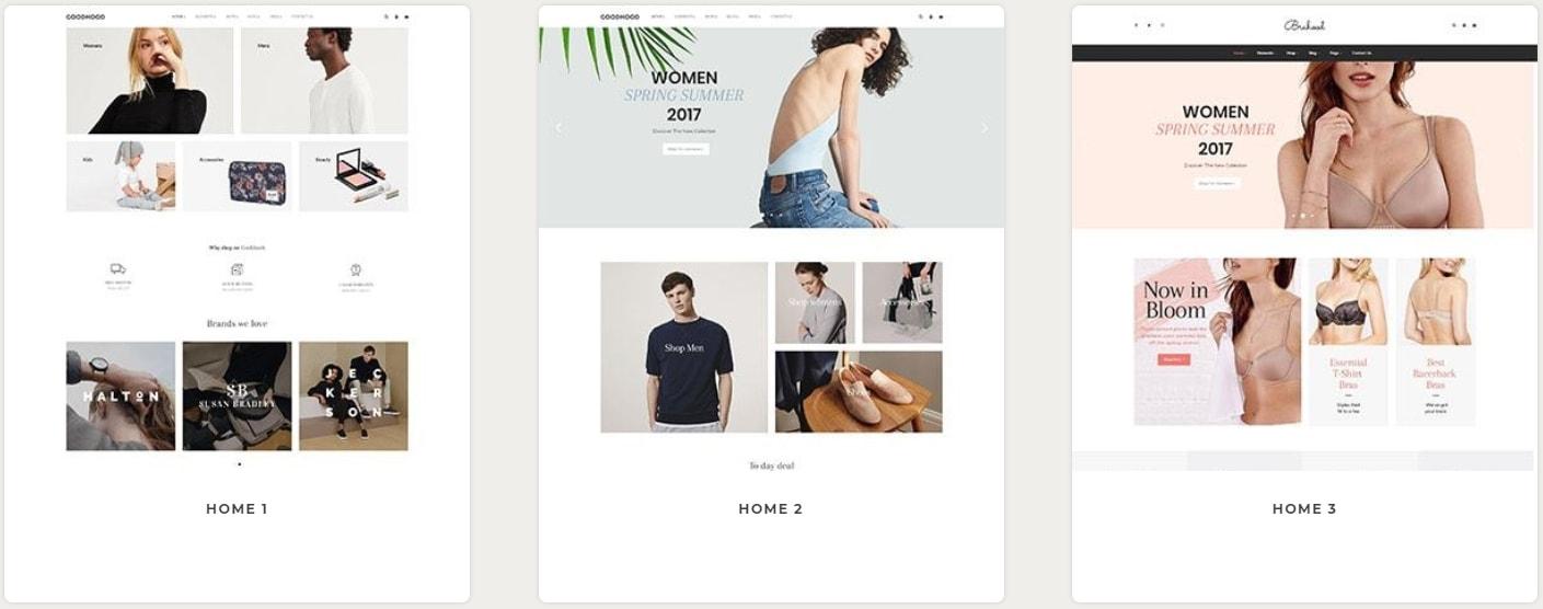 f4aab7c23ed1 GOODHOOD – готовый интернет магазин на WordPress для продажи модных товаров