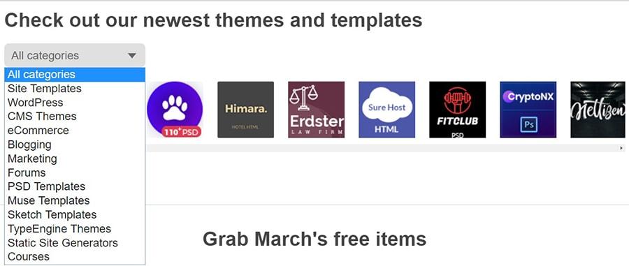 TemplateMonster или ThemeForest: мы поможем вам с выбором 06