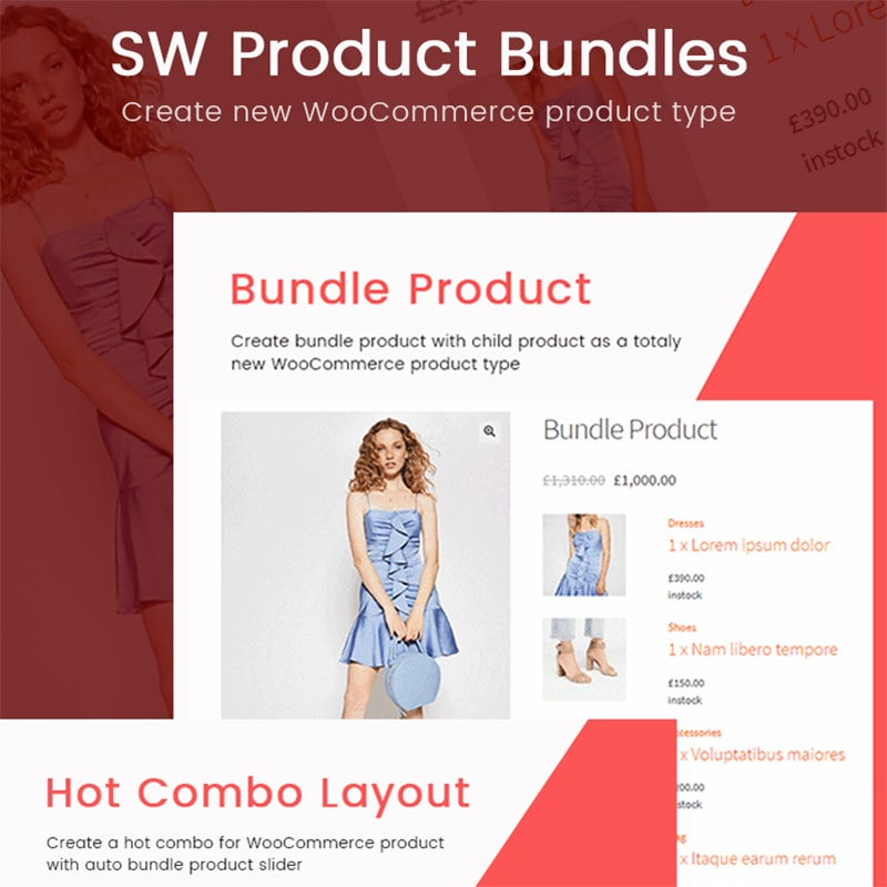 Плагин WordPress SW Product Bundles - WooCommerce Bundled Product
