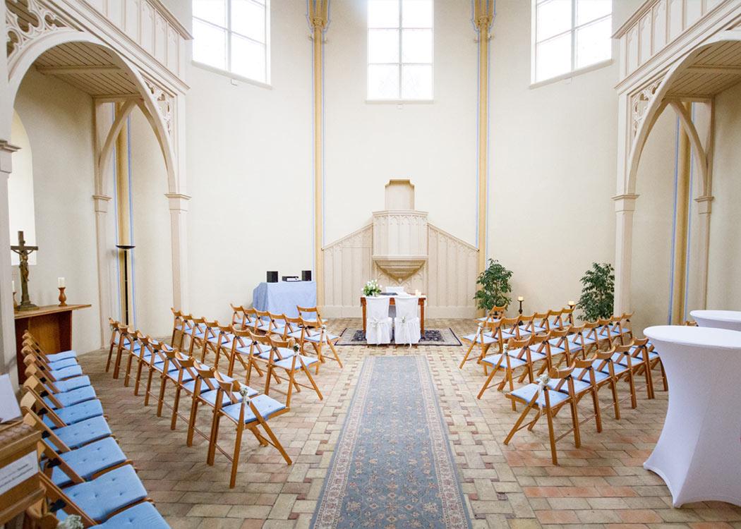 Heiraten Alte Neuendorfer Kirche Potsdam