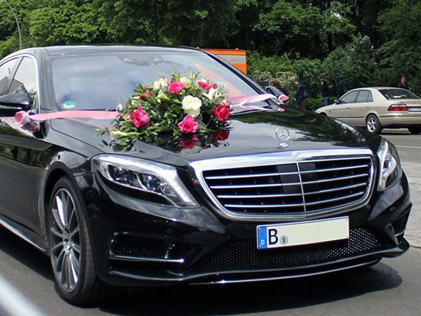 First Class Limousinenservice Berlin