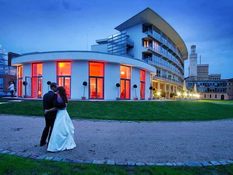 Hochzeit im arcona Hotel am Havelufer