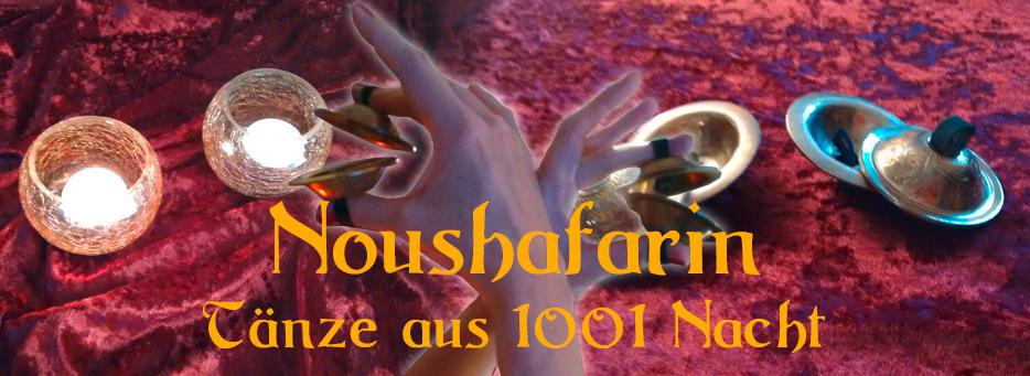 Noushafarin Bauchtanz