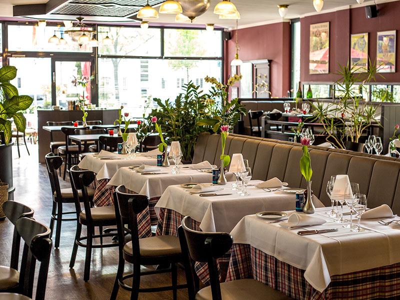Restaurant Gourmanderie Berlin Hochzeit