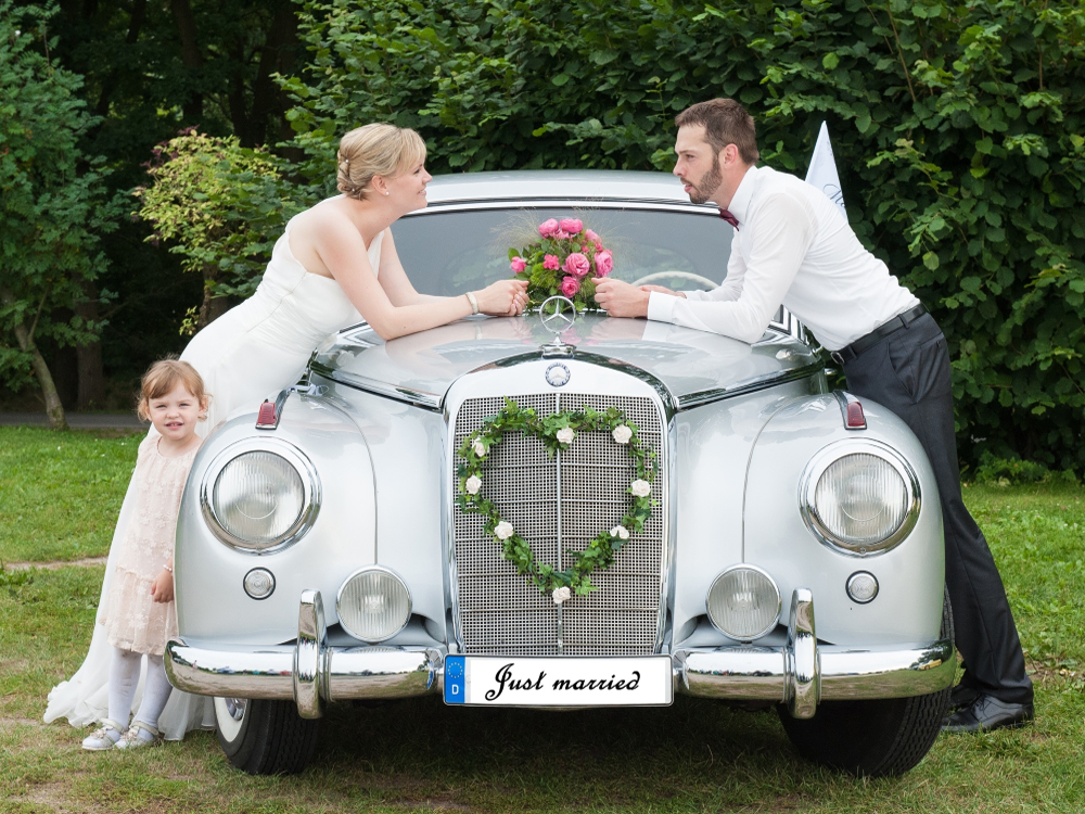 Hochzeitsauto Berlin Brandenburg