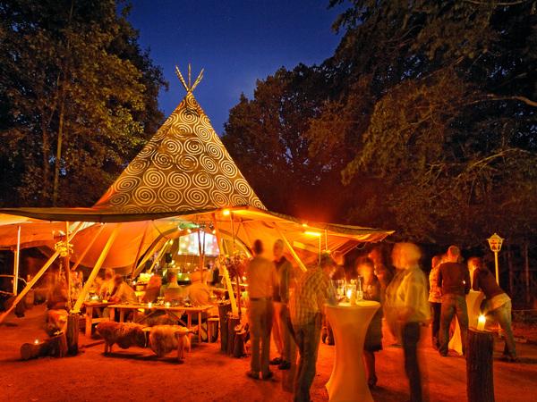 Eine unvergessliche Hochzeit in Potsdam im Abenteuerpark Potsdam