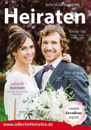 In Berlin Heiraten Magazin 2018