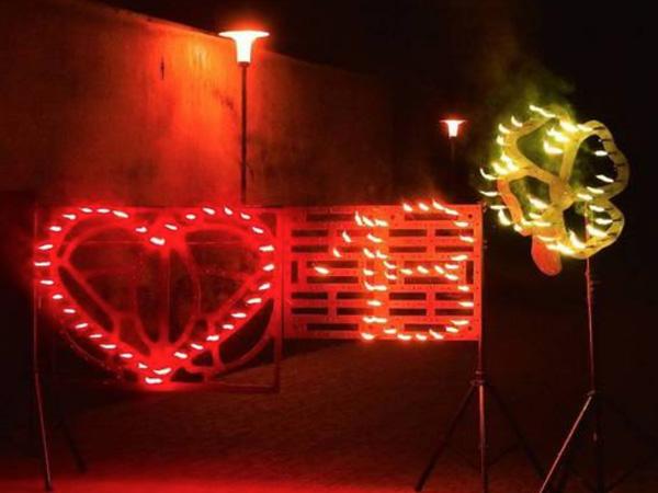Hochzeitsfeuerwerk Berlin