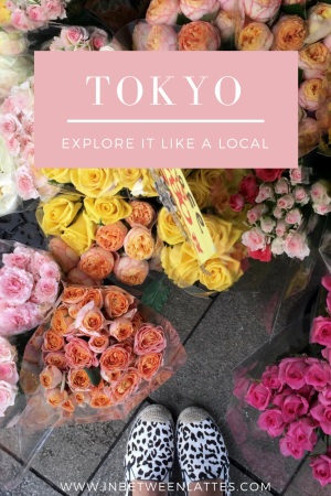 Tokyo Travel Guide - Explore like a local _ IN BETWEEN LATTES