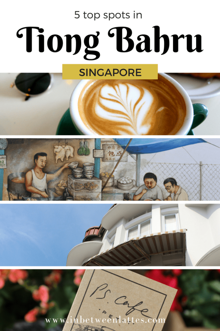 Tiong Bahru Instagrammable Spots Cafes Restaurants City Guide