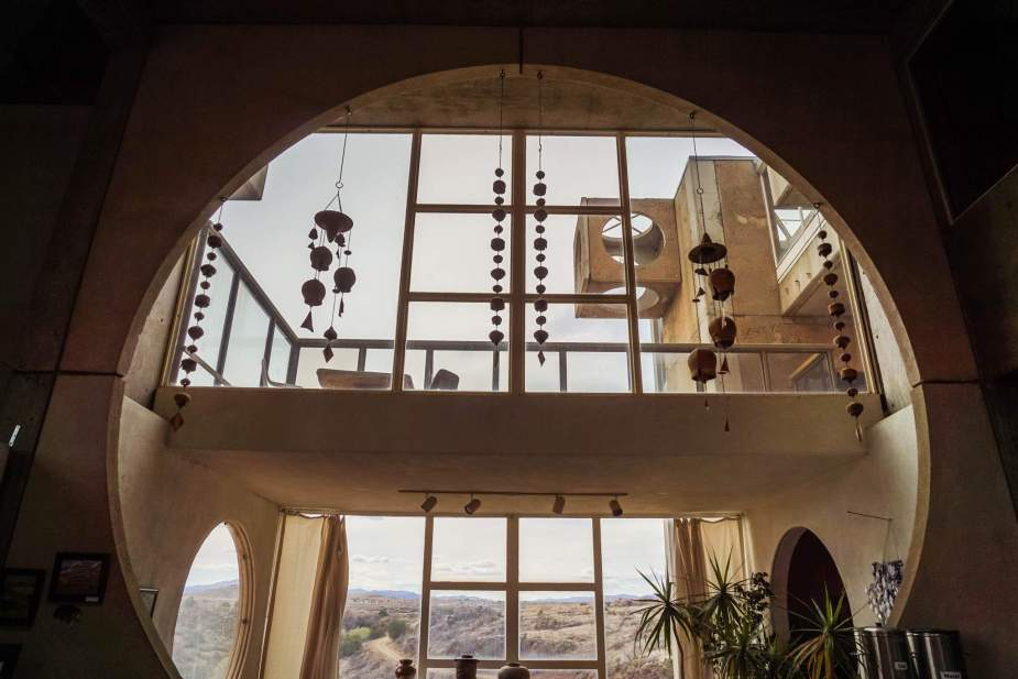 Arcosanti Arizona - IN BETWEEN LATTES 9