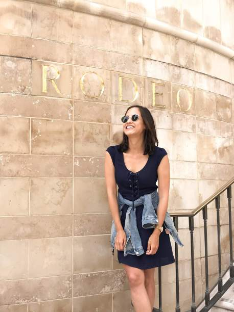 Navy Blue Skater Dress_1