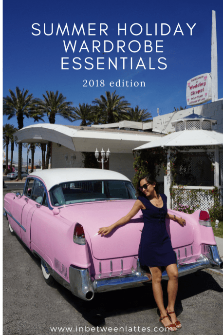 SUMMER HOLIDAY WARDROBE ESSENTIALS _ SUMMER PACKING LIST by IN BETWEEN LATTES