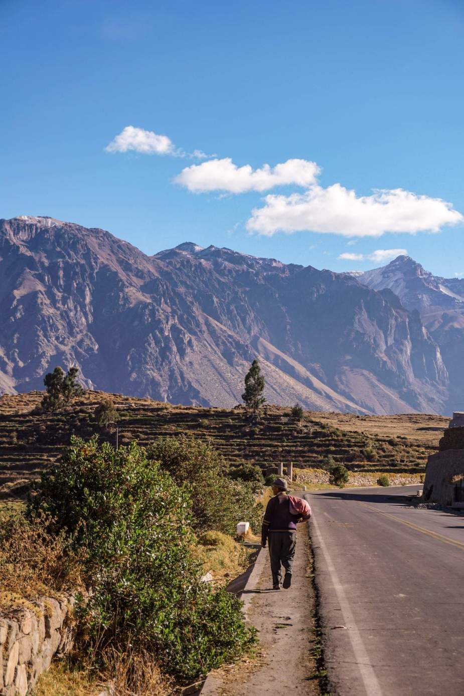 Colca Canyon Peru Self guided tour_1