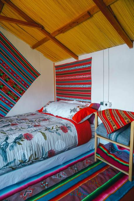 Uros-Islands Homestay-Review-Room-Facilities