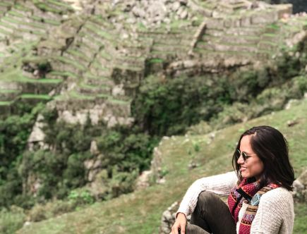 5 Crazy Comfy Travel Pants According to Frequent Travelers Machu Picchu