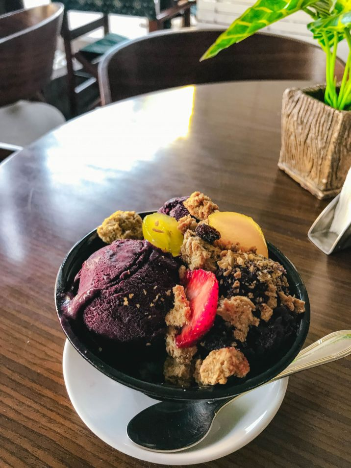 Acai Bowl in Santa Cruz de la Sierra