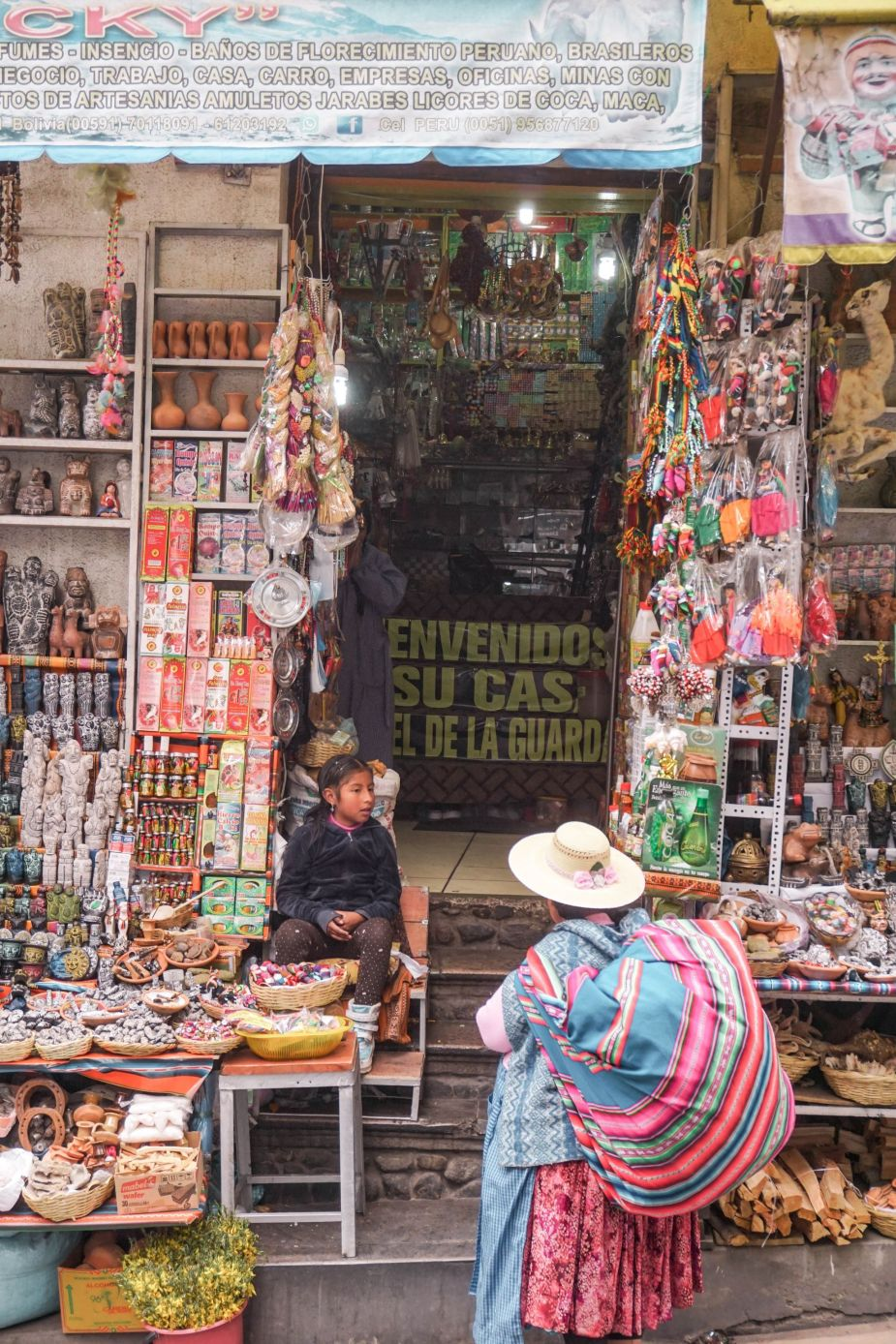 Witches Market - Reasons Why We Loved La Paz and Best Things to Do